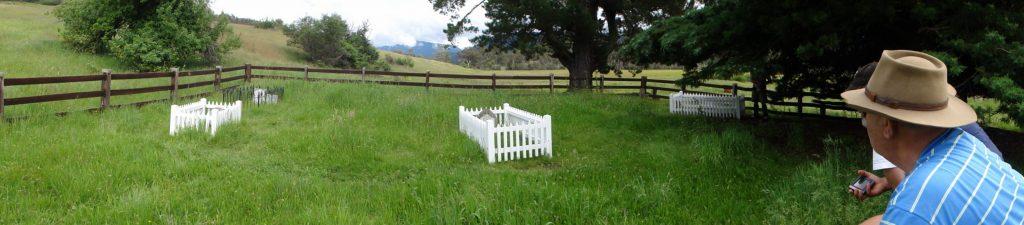 Sale Cemetery Interments - Harry's Hut