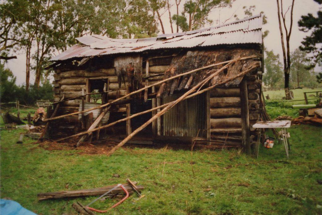 Harry's Hut Restoration - Harry's Hut