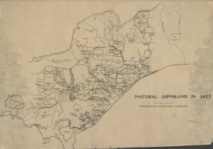 Pastoral Gippsland-1857